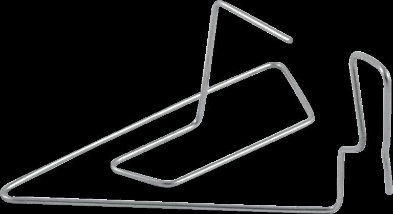 Travail du fil métallique : pièce fabriquée sur machine à commandes numériques chez CFT Industrie